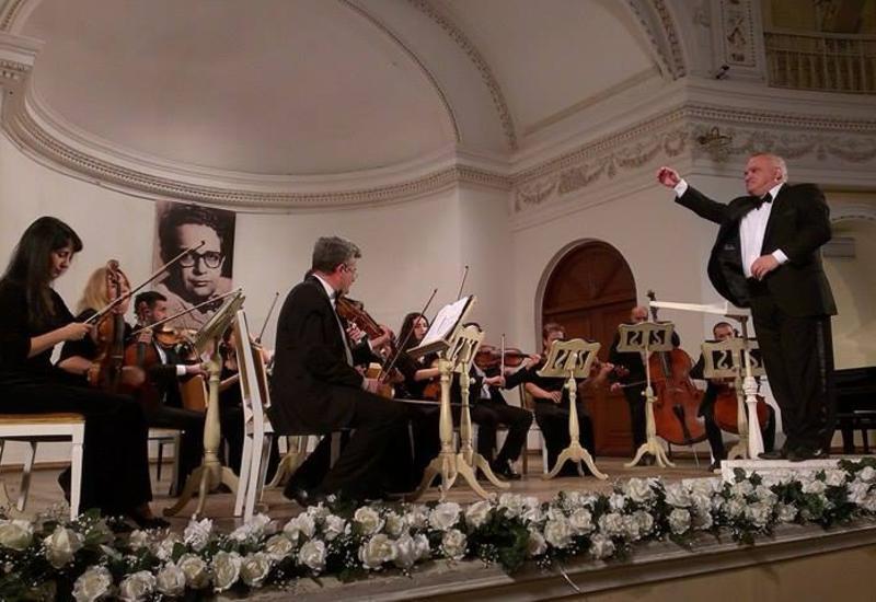 В Филармонии прошел великолепный концерт памяти Гара Гараева