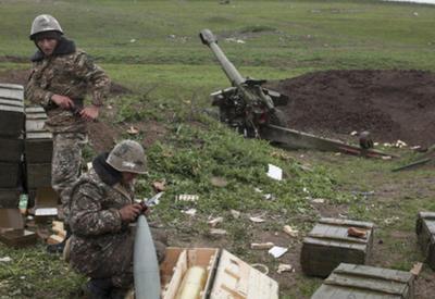 Армяне обстреляли позиции ВС Азербайджана из минометов и крупнокалиберных пулеметов