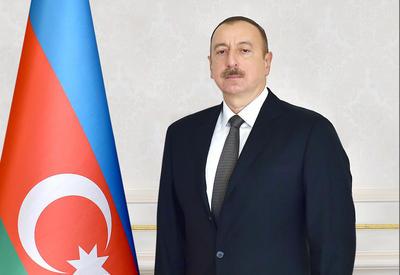 Президент Ильхам Алиев - один из самых популярных лидеров постсоветского пространства