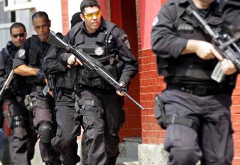 Забастовка полицейских привела к гибели более 100 человек в Бразилии
