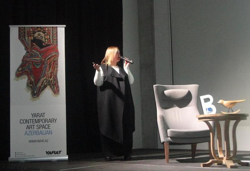 """В Центре Современного Искусства YARAT прошла лекция """"Мировые тенденции в дизайне интерьера. Итоги выставки Maison&Objet 2017"""""""