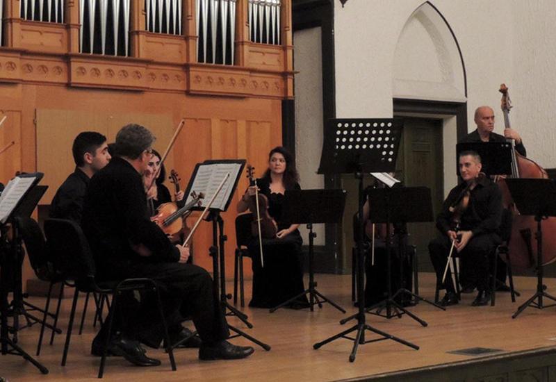 Молодые композиторы произвели фурор в Баку