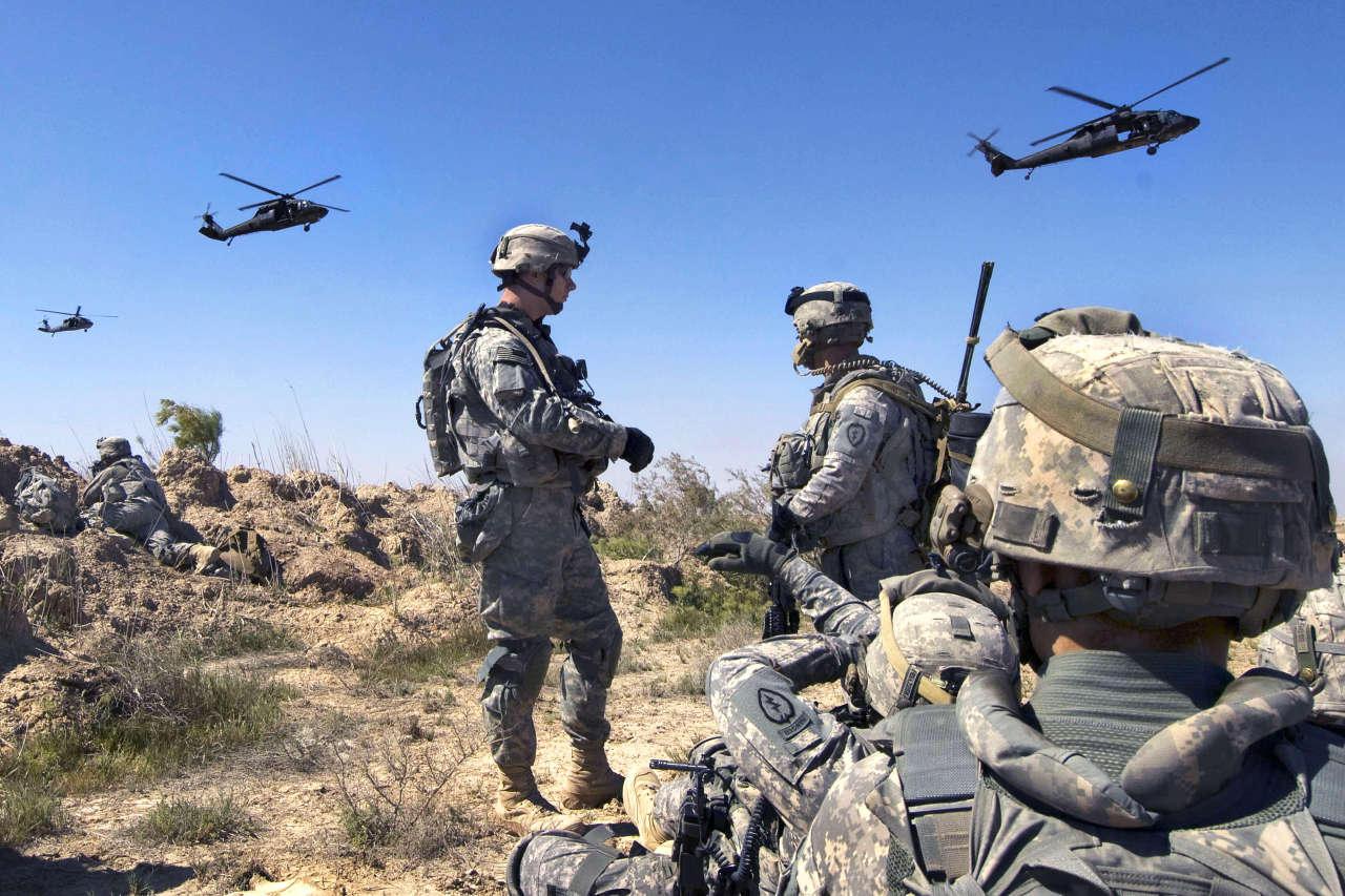 ВПентагоне назвали число американских военных вСирии