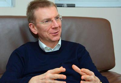Глава МИД Латвии о новом соглашении о стратегическом партнерстве Азербайджан-ЕС