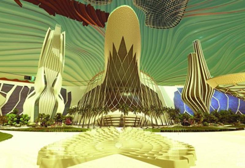 ОАЭ построят на Марсе город и отправят туда людей