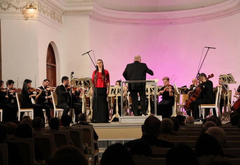 В Филармонии прошел грандиозный концерт братьев Аллахвердиевых