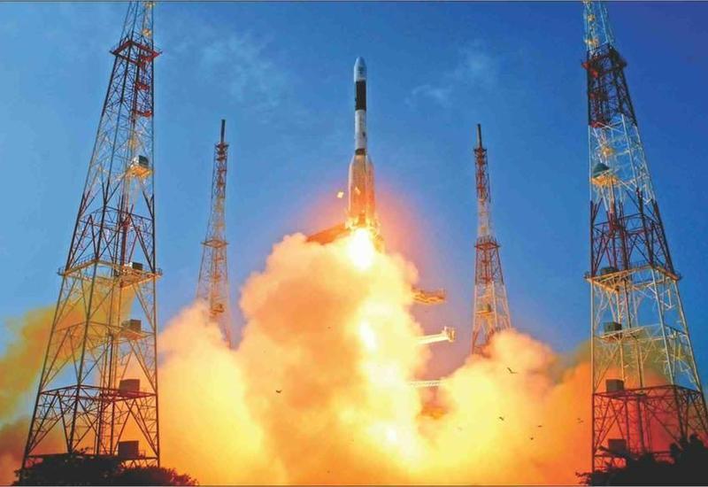 Индия установила абсолютный мировой рекорд по запуску спутников