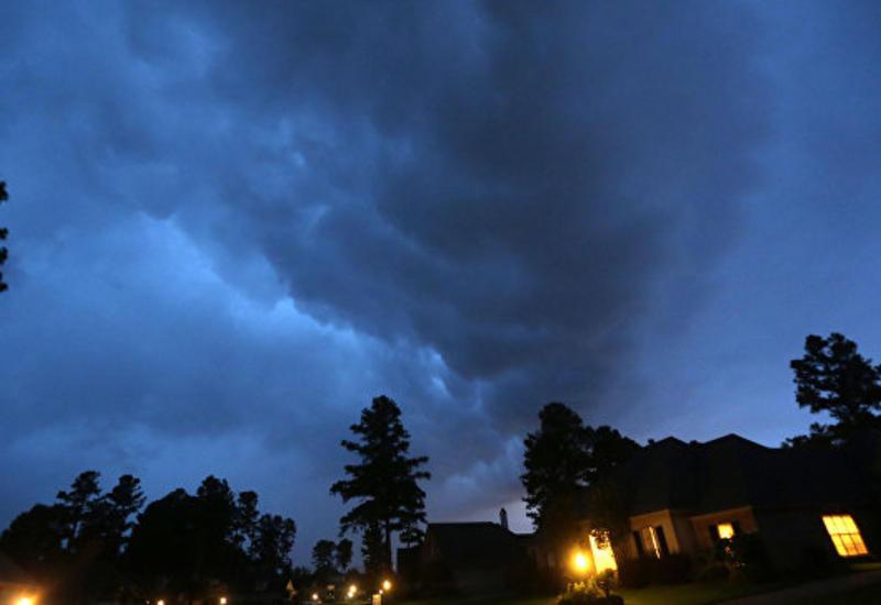 На Техас обрушилась серия торнадо