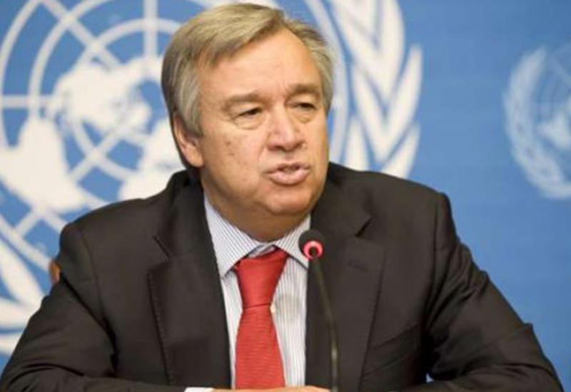 Генсек ООН прокомментировал авиаудар по редакциям СМИ в Газе