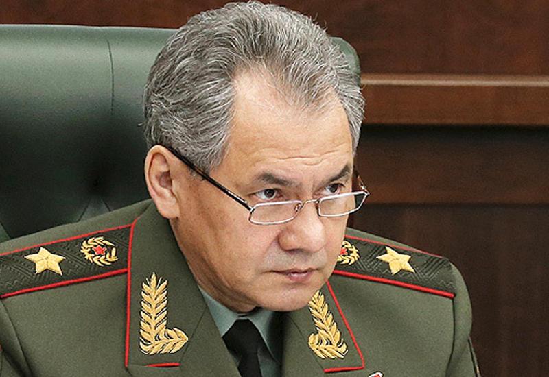 """Сергей Шойгу: """"Мы ждем в Баку объяснений от генерала Дэнфорда"""""""
