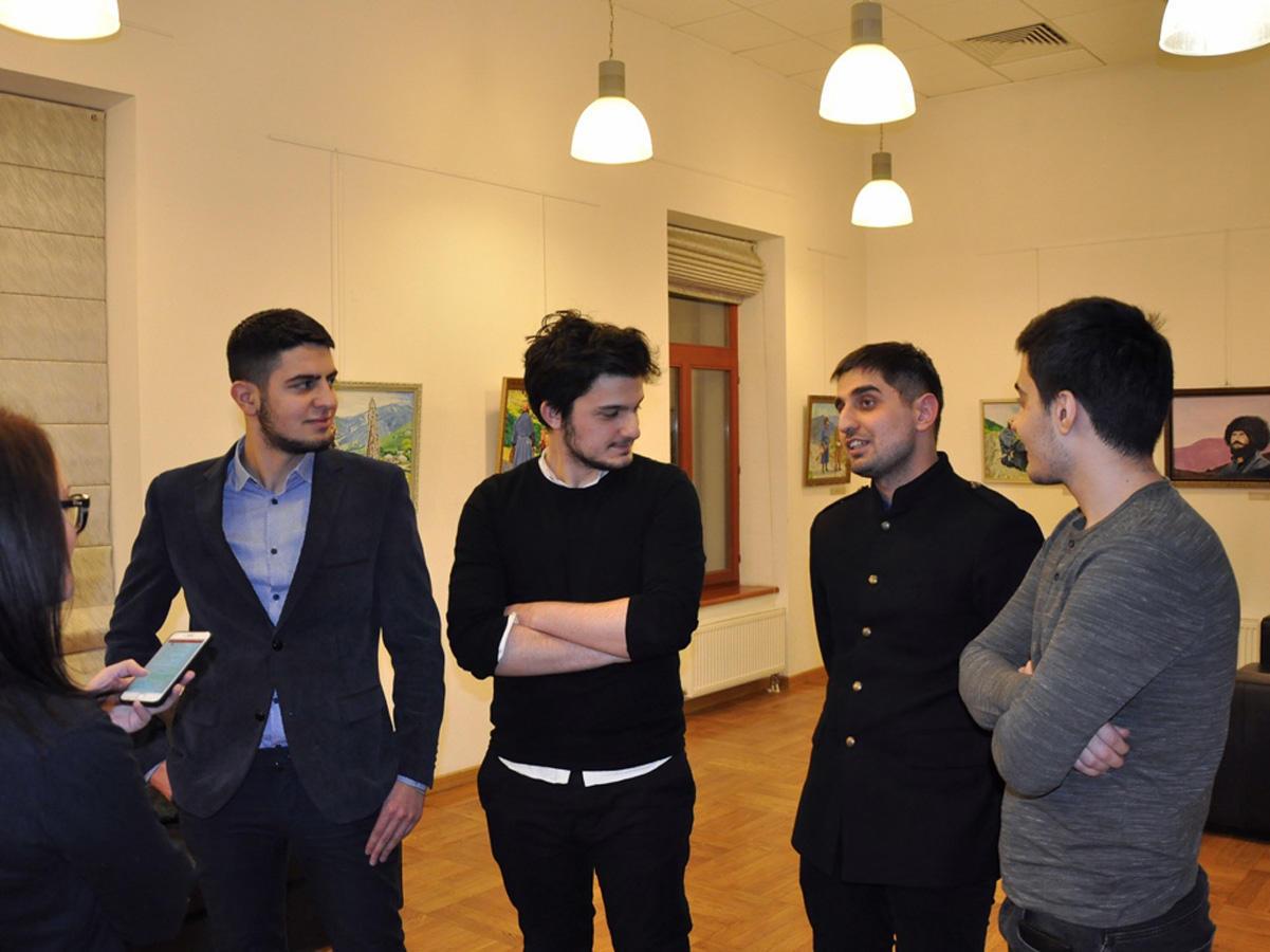 Азербайджанские интеллектуалы покоряют Москву