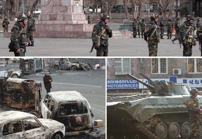 Саргсян превратил армию в соучастников своих преступлений - ПОДРОБНОСТИ