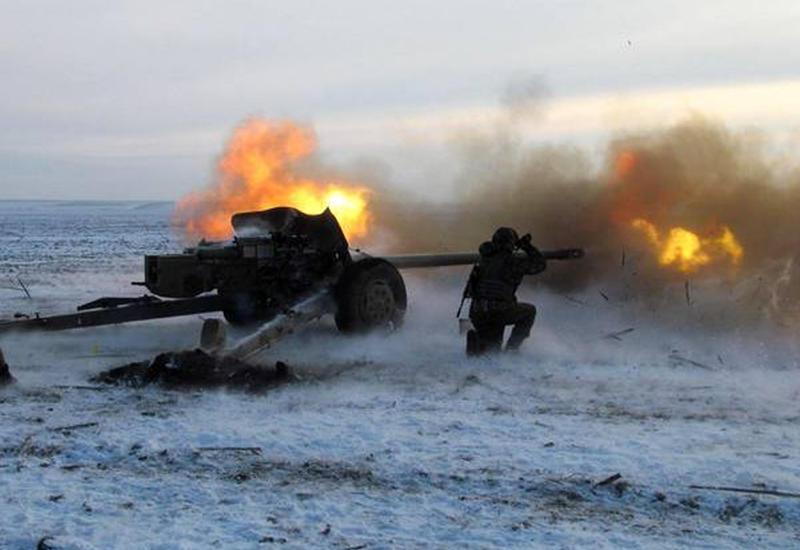 Армения обстреливает Тертер и Агдам