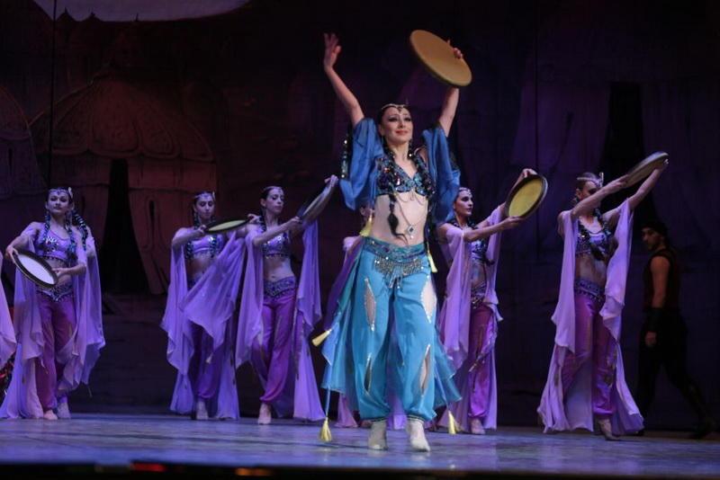 Страстные «Половецкие пляски» на сцене Театра оперы и балета