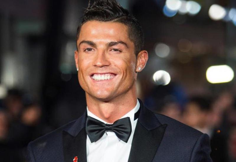 Криштиану Роналду стал лучшим футболистом года