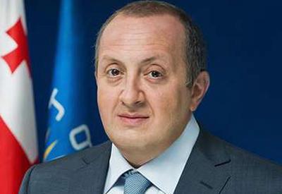 Георгий Маргвелашвили поздравил мусульман Грузии с Гурбан байрамы