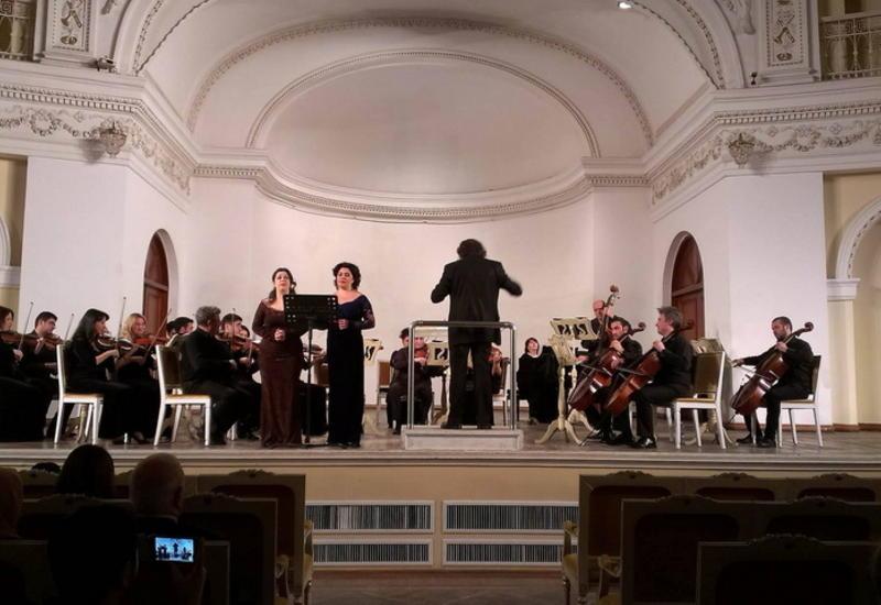 Сразу несколько удивительных премьер в бакинской Филармонии