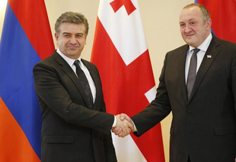 Премьер Армении обманул президента Грузии