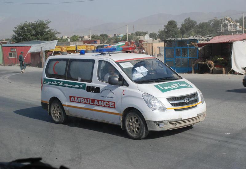 В Афганистане прогремел взрыв, есть жертвы