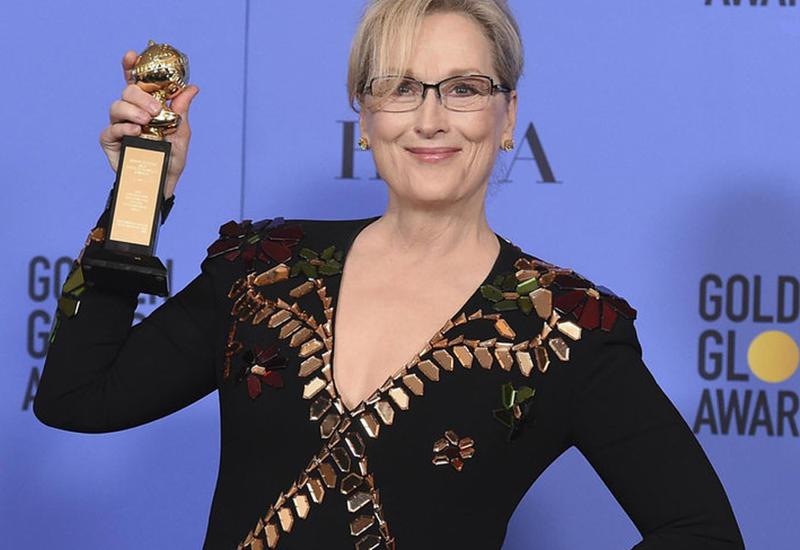 """Ведущий """"Оскара"""" попросил подарить Мерил Стрип """"незаслуженные"""" аплодисменты"""