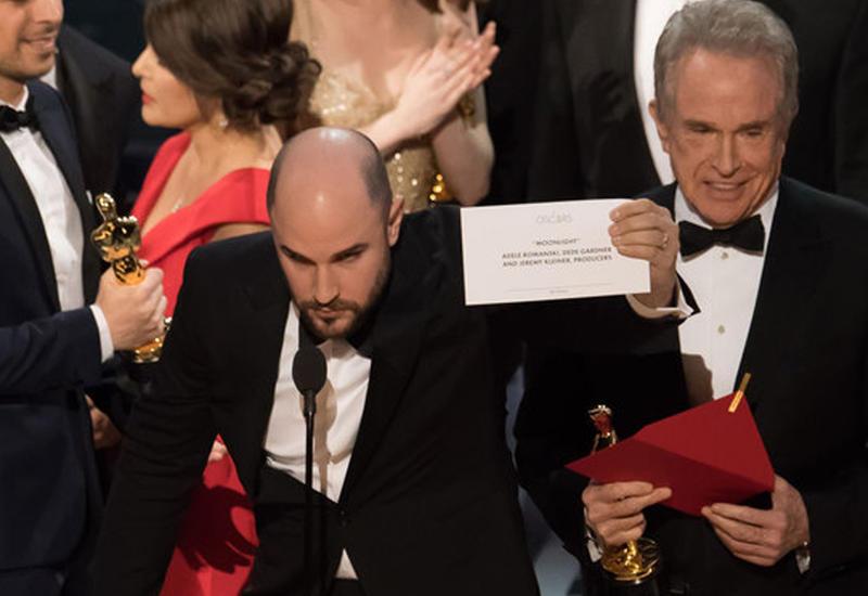 "Двух сотрудников PwC отстранят от работы с премией ""Оскар"""