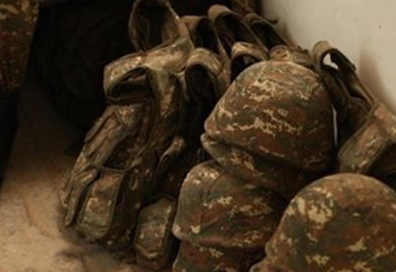 Армянские солдаты подорвались на своей мине