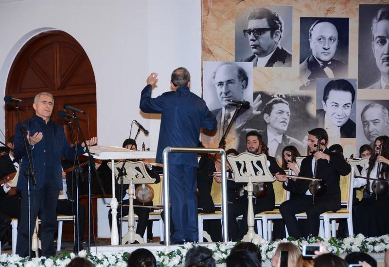 В Филармонии состоялся грандиозный концерт преподавателей и студентов Консерватории