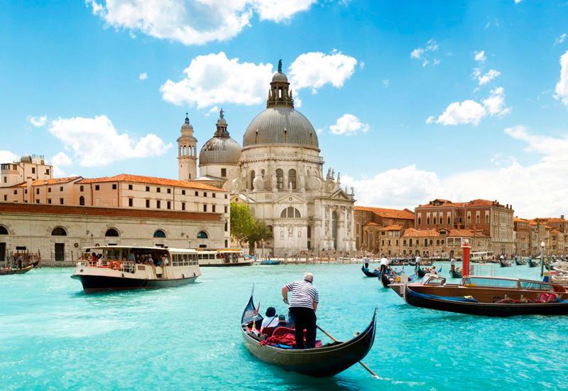 Ученые: к 2100 году Венеция может уйти под воду