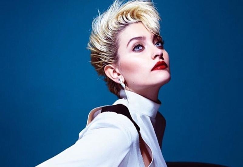 """Как дочь Майкла Джексона стала моделью <span class=""""color_red"""">- ФОТО</span>"""
