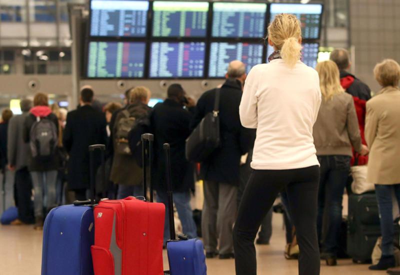 В Берлине парализовано авиасообщение из-за забастовки
