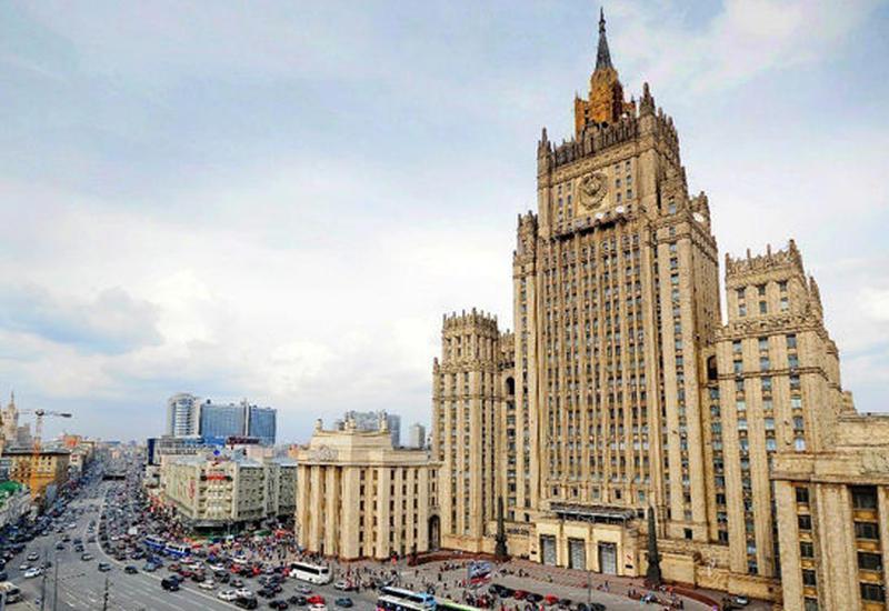 МИД России об урегулировании карабахского конфликта
