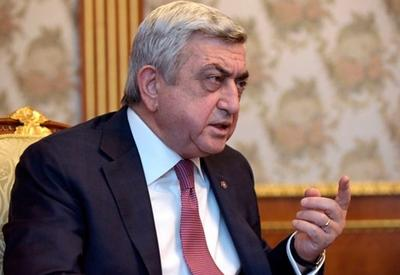 Саргсян превратился в угрозу для граждан Армении