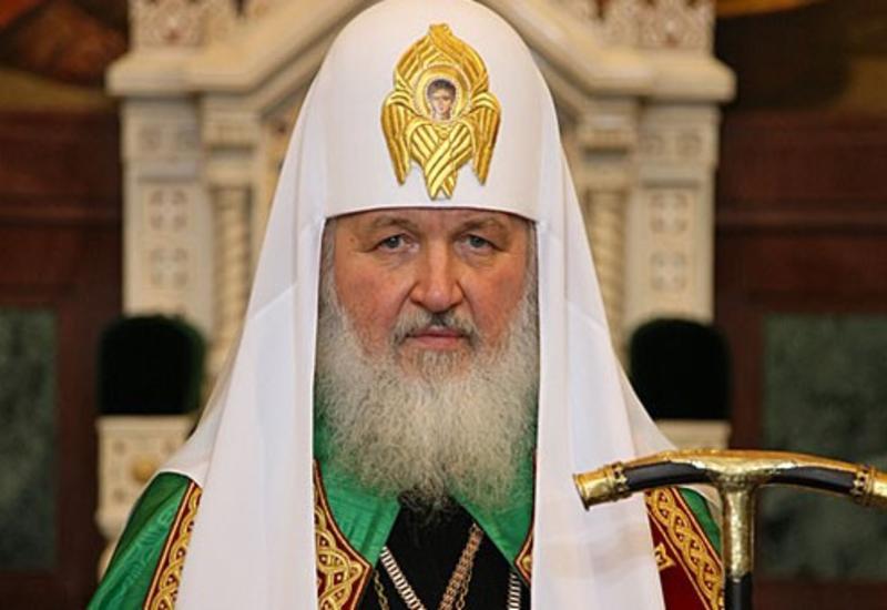 Патриарх Кирилл: Для меня всегда посещение Баку связано только с положительными эмоциями