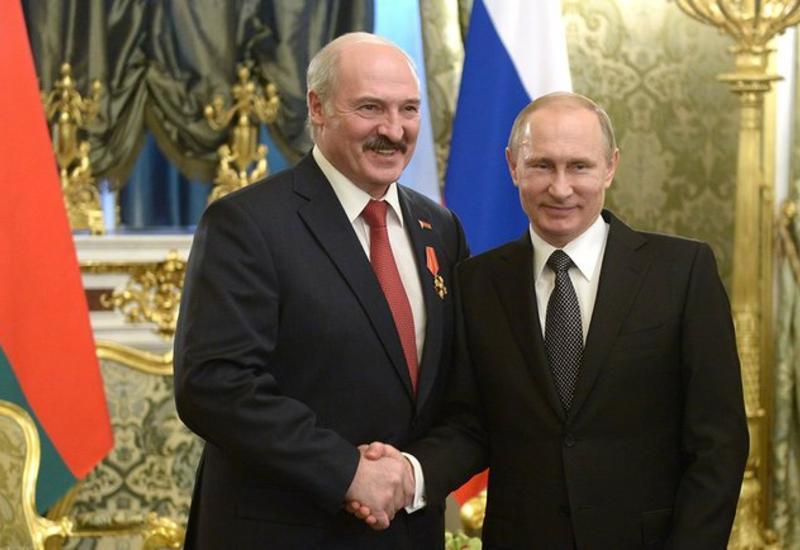 Переговоры Путина и Лукашенко в Сочи продлились пять с половиной часов