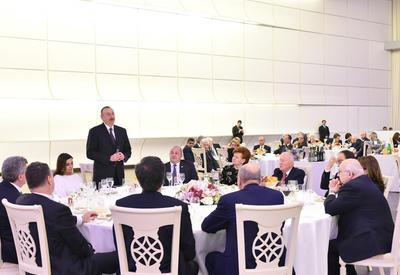 """В честь участников V Глобального Бакинского форума устроен прием <span class=""""color_red"""">- ФОТО</span>"""