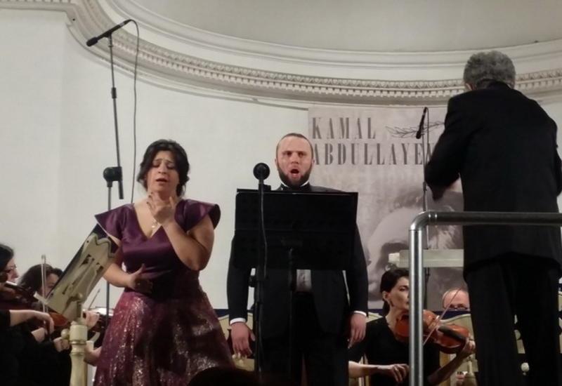 В Филармонии почтили память знаменитого дирижера