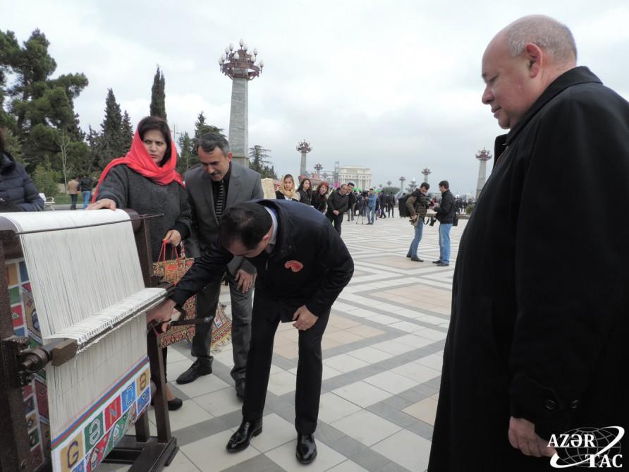 Церемония открытия проекта «Гянджа - Культурная столица СНГ» запомнилась яркими моментами