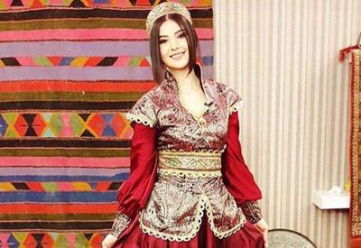 """Азербайджанские звезды встречают Новруз в национальных нарядах <span class=""""color_red"""">- ФОТО</span>"""