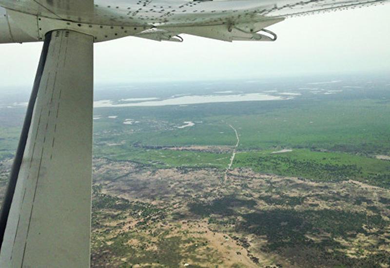 В Судане разбился самолет: пассажиры выжили