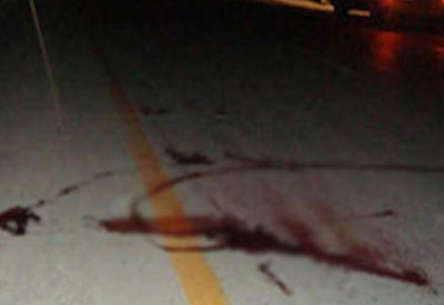 В Баку собирающий металлолом автомобиль насмерть сбил пешехода