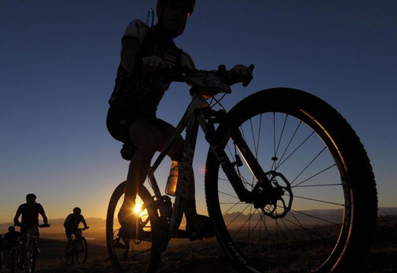 В Берлине водитель сбил группу велосипедистов