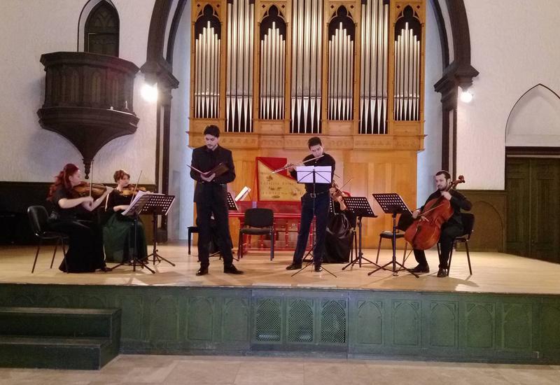Музыка эпохи Ренессанса прозвучала в Баку