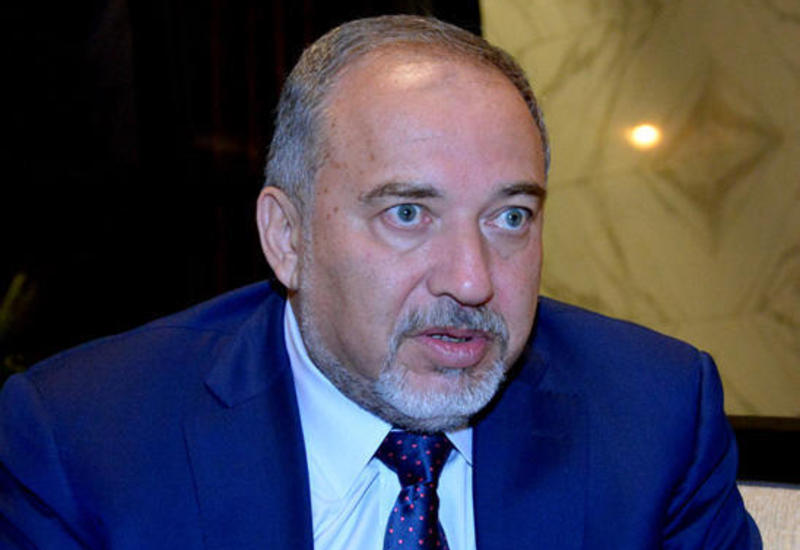 Министр обороны Израиля Авигдор Либерман ушел в отставку