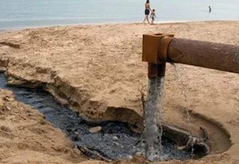 Çimərliklərə kanalizasiya sularının axıdılmasının qarşısı alınacaq