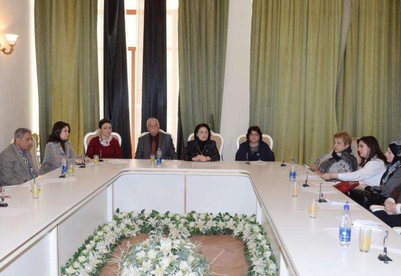 В Союзе композиторов состоялось мероприятие, посвященное Дню геноцида азербайджанцев