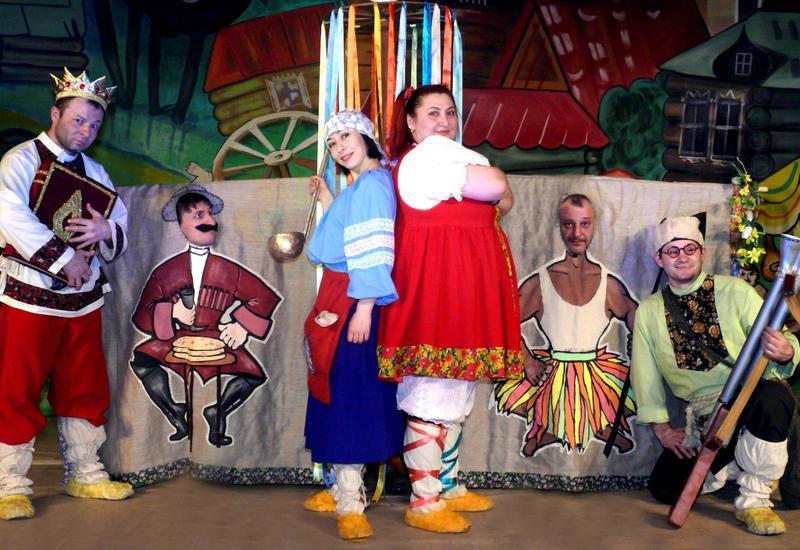 Актеры российского театра порадуют юных бакинцев