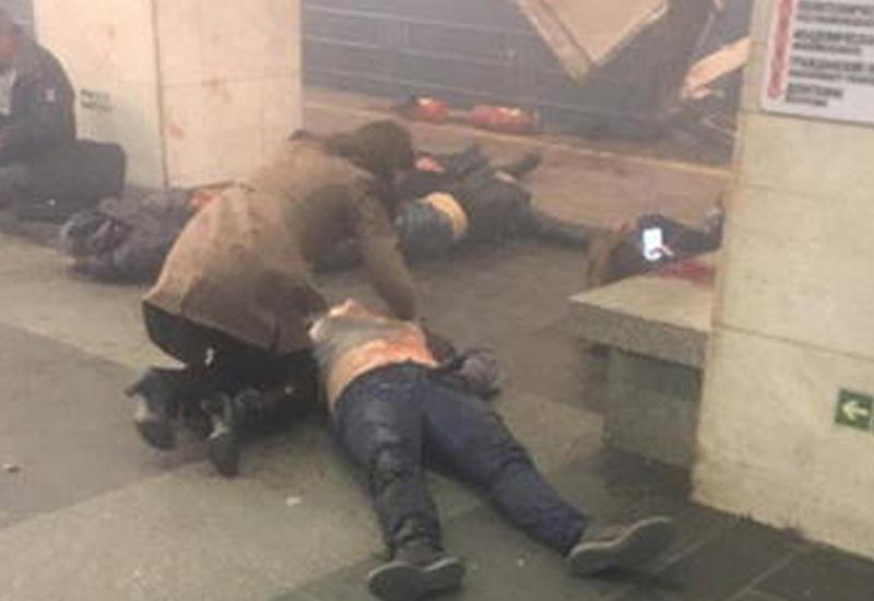 Rusiyanı qana bürüyən terrorçunun FOTOSU