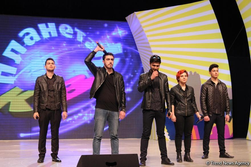 Определился победитель Азербайджанской Лиги КВН