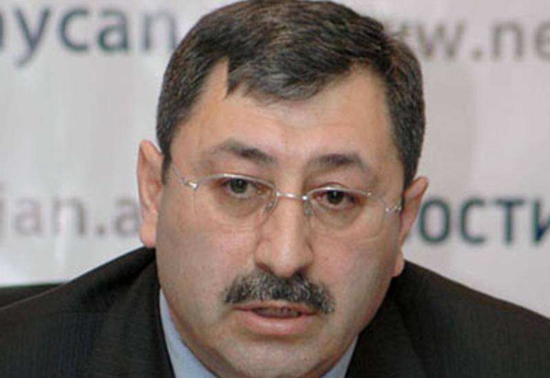 Халаф Халафов едет на заседание СМИД СНГ