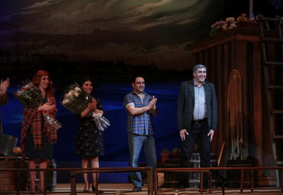 "Немецкий ""Плащ"" на сцене Театра оперы и балета <span class=""color_red"">- ФОТО</span>"